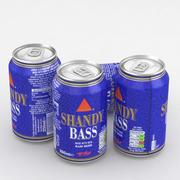 Bere Shandy Bass 330ml 3d model