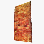 Himalayan Salt Wall 3d model