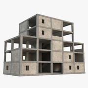 Cantiere 6 (Low Poly) 3d model