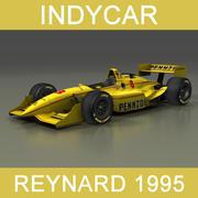 インディカー・レイナード1995 3d model