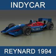 インディカーレイナード1994 3d model