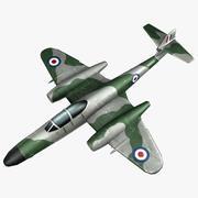 전투기 3d model