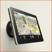 GPS Navigator 3d model