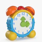 Reloj despertador de juguete modelo 3d