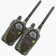 Askeri Telsiz 3d model