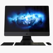 iMac Pro 2017 3d model