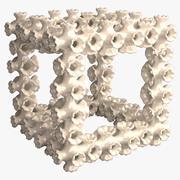 Objeto impreso en 3D 009 modelo 3d