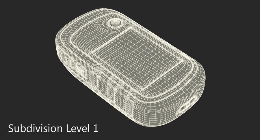 Waterproof Hiking GPS Garmin eTrex royalty-free 3d model - Preview no. 13