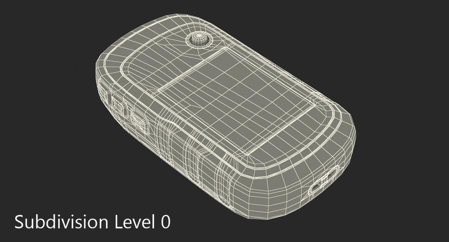 Waterproof Hiking GPS Garmin eTrex royalty-free 3d model - Preview no. 12