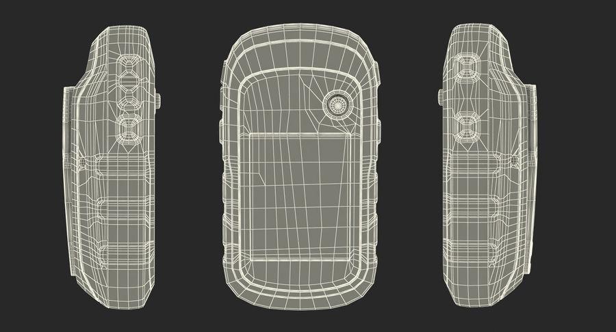 Waterproof Hiking GPS Garmin eTrex royalty-free 3d model - Preview no. 21