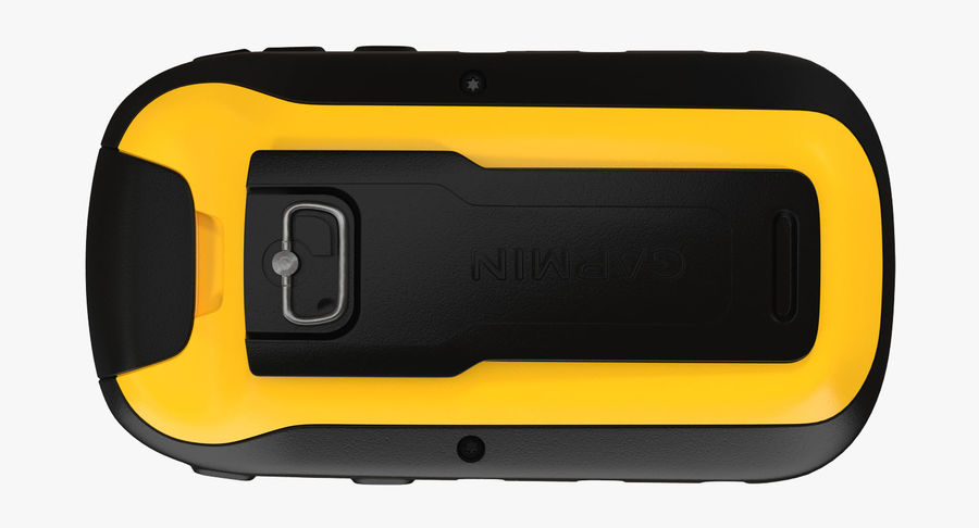 Waterproof Hiking GPS Garmin eTrex royalty-free 3d model - Preview no. 11