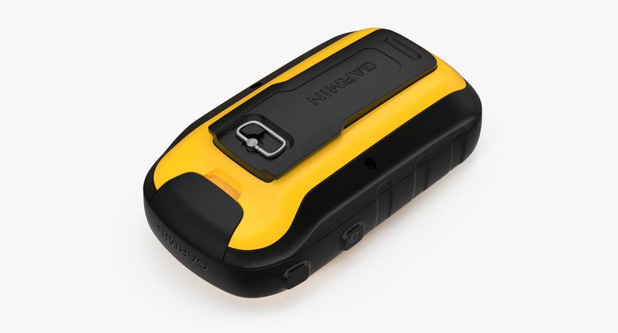 Waterproof Hiking GPS Garmin eTrex royalty-free 3d model - Preview no. 5