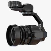 DJI Inspire 1 Camera 3D Model 3d model