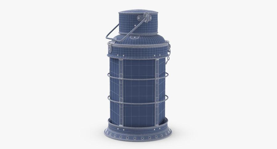 Ship Candle Lantern royalty-free 3d model - Preview no. 12