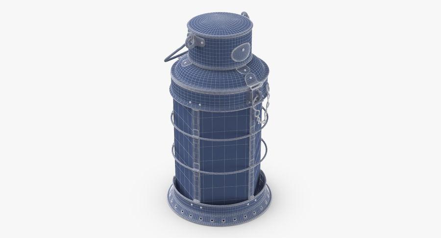 Ship Candle Lantern royalty-free 3d model - Preview no. 13