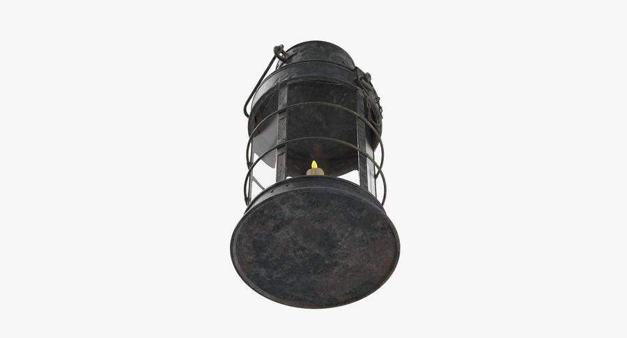 Ship Candle Lantern royalty-free 3d model - Preview no. 9