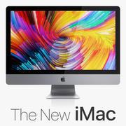 iMac 27英寸2017 3d model