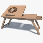Laptop_desk 3d model