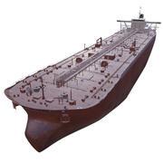 Front Stratus vessel 3d model