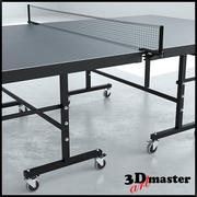 3d Table for Table Tennis 3d model