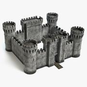 Castle V2 3d model