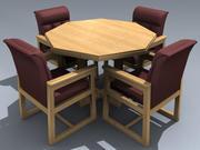 Конференц-центр 3d model