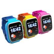 Smart Baby Watch Q90 3d model