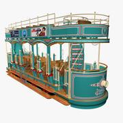 Grove Trolley 3d model