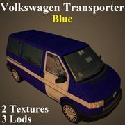 トランスブルー 3d model