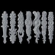 Éléments de décoration 3d model