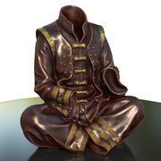 Monge de Shaulin 3d model