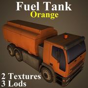 TANK2 ORA 3d model