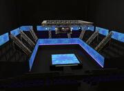 spectacle de décors anneau musical 0002 3d model