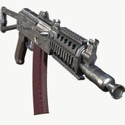 AKS 74U (Triple A) 3d model