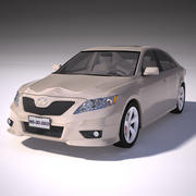 TOYOTA CAMRY 2011 3d model