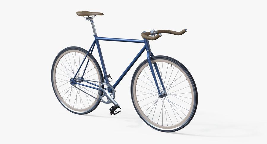 Fixie Bike royalty-free 3d model - Preview no. 2