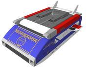 Bioman BioDragon 3d model