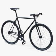 Велосипед Fixie Type02 3d model