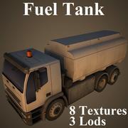 탱크 2 3d model