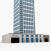 ベロセンター 3d model