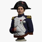 Napoleón modelo 3d