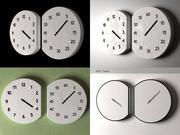 Espace Temps 3d model