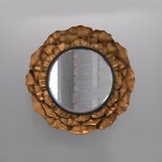 Настенное зеркало Niota 3d model