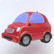 CAR-Symbol 3d model