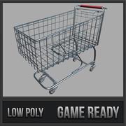 Alışveriş Sepeti PBR 3d model