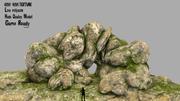 omszały kamień 3d model