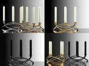 Season Candleholder 3d model