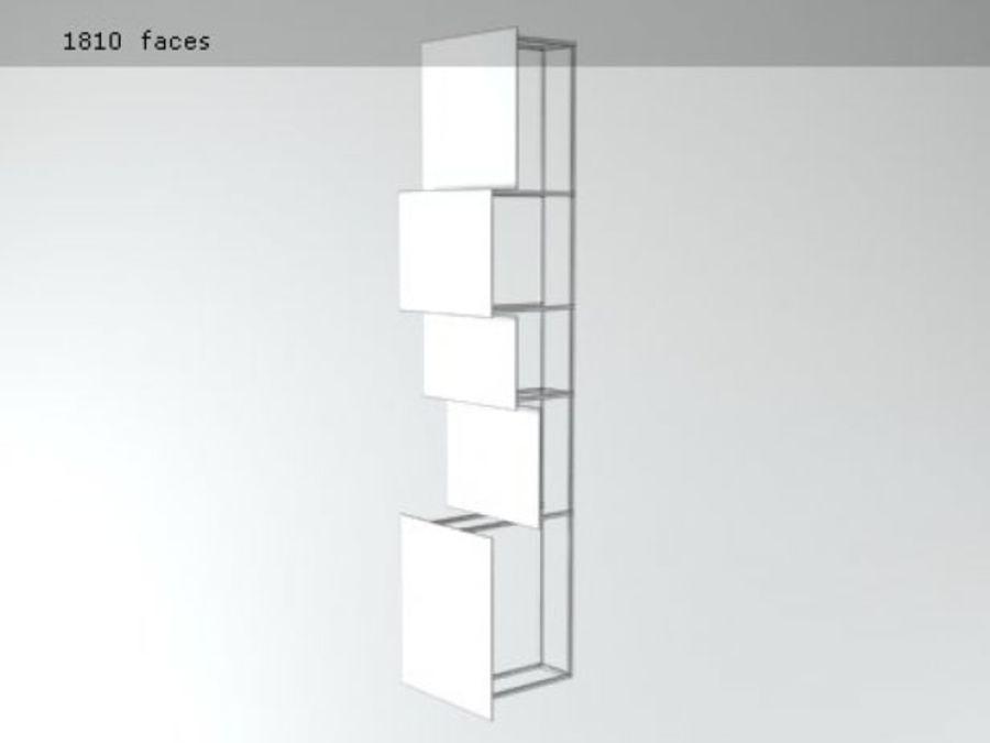 布克瓦 royalty-free 3d model - Preview no. 11