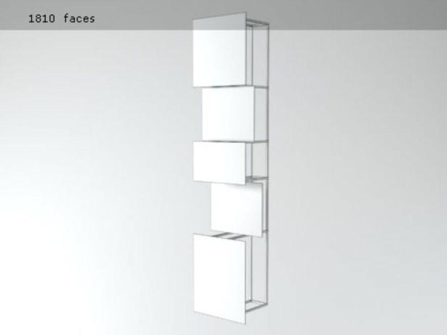 布克瓦 royalty-free 3d model - Preview no. 9