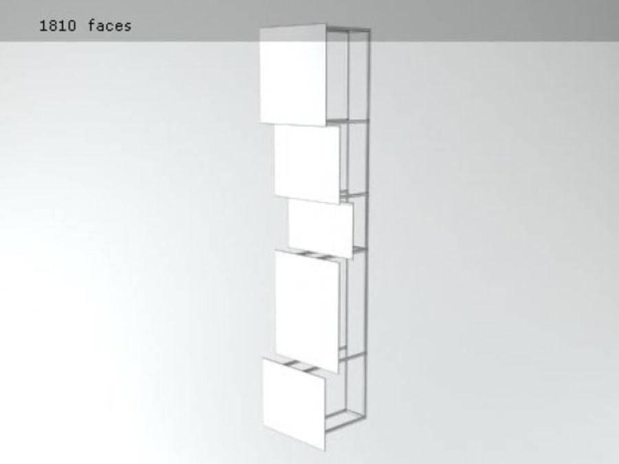 布克瓦 royalty-free 3d model - Preview no. 10